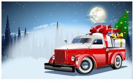 karty też świąteczne wektora projektów zimy Zdjęcie Stock