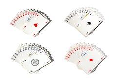 karty w pokera. Zdjęcie Royalty Free