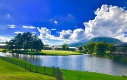 Karuizawa hermoso en Japón Imagen de archivo