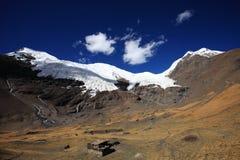 Karuola Glacier Royalty Free Stock Photos
