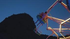 karusell stock video