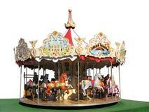karusell Arkivbilder