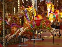 karusell Arkivbild