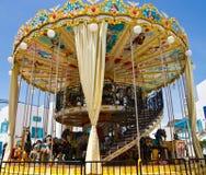 Karusell Royaltyfri Foto