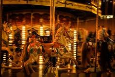 karusell Royaltyfri Bild