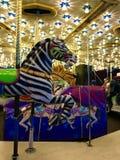 karusell Royaltyfria Bilder