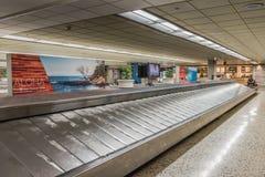 Karusell Aloha Welcome för Honolulu flygplatsbagage royaltyfri foto