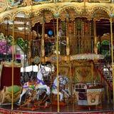 Karusell i Avignon Royaltyfri Fotografi