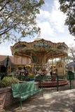 Karusell på Disney vårar Royaltyfri Bild