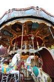 karusell paris Arkivbilder