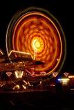 karusellfunfair Royaltyfria Foton