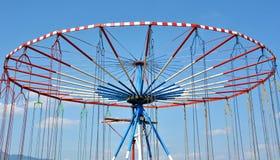 Karusellhjul arkivfoto