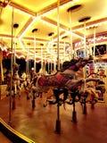 Karussell Hong Kong Disneyland lizenzfreies stockfoto