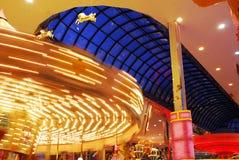 Karussell im Westedmonton-Mall stockfotos