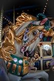 Karussell-Pferd Stockbilder