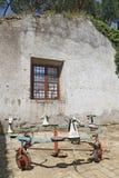 Karussell, traditionelle Rummelplatzfahrt rom Lizenzfreies Stockbild