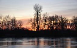 Karvina - πάρκο Bozeny Nemcove στοκ εικόνες με δικαίωμα ελεύθερης χρήσης
