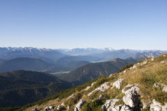The Karwendel Royalty Free Stock Images