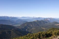 The Karwendel Royalty Free Stock Photo