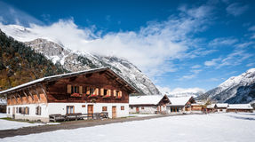 Karwendel Stock Photo