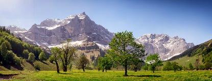 Karwendel Imagem de Stock