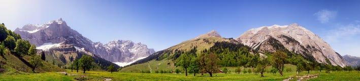 Karwendel Imagem de Stock Royalty Free