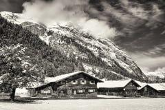 Karwendel Στοκ φωτογραφία με δικαίωμα ελεύθερης χρήσης