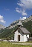 Karwendel chapel Stock Photos
