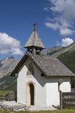 Karwendel chapel Royalty Free Stock Images