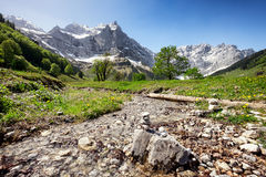 Karwendel Royalty Free Stock Photo