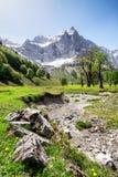 Karwendel Stock Photography