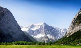 Karwendel Royalty Free Stock Photo