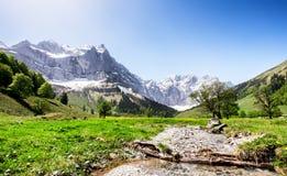 Karwendel Stock Image