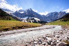 Karwendel Royalty Free Stock Image