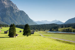 Karwendel Góry Zdjęcie Royalty Free