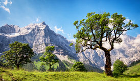 Karwendel Royalty Free Stock Image