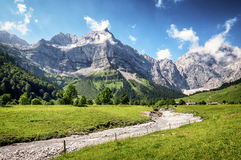 Karwendel Stock Photos