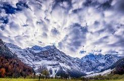 Karwendel mountains Stock Photos