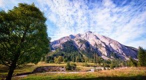 Karwendel Royalty Free Stock Photos