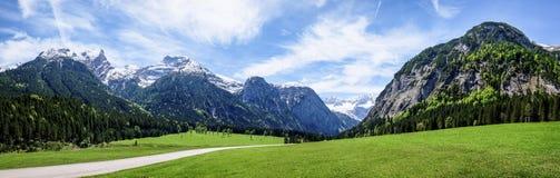 Karwendel Stock Images