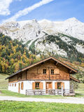 Karwendel Royalty Free Stock Photos