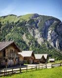 Karwendel Stock Photo