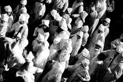 Karwoche in Sardinien Stockfotos