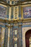 Karwoche in Spanien, Bilder von Jungfrauen und Darstellungen von Chr Stockbilder