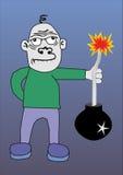 karykatura Obraz Royalty Free