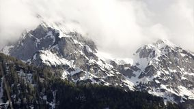 Karyntyjscy Alps zbiory wideo