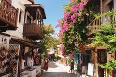 Kas, die Türkei Lizenzfreie Stockfotografie