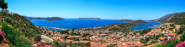 Kas Marina View Image libre de droits
