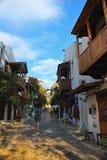 Kas Street Foto de archivo