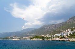 Kas town near Antalya Stock Images